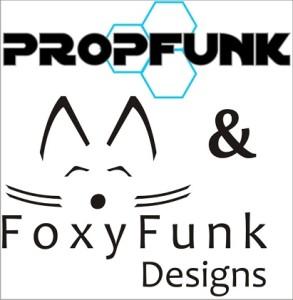 2015-Vendor-PropFunk & Foxy Funk Designs-LogoSmall
