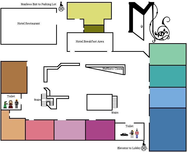 2016 Ramada MALCon Map-blank