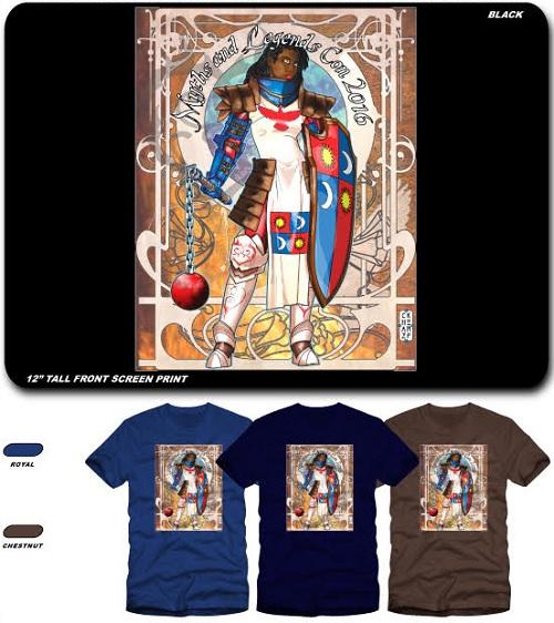 2016 MALCon Shirts