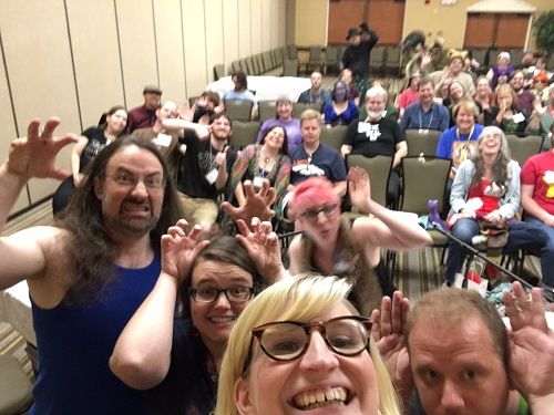 2016-MALCon-The Doubleclicks and Jim Butcher-Gosh Darn Fiasco_small